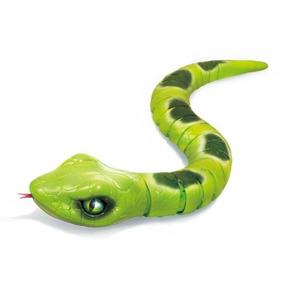 Robô Alive - Cobra Verde - Dtc