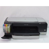 Impressora Hp K8600 A3 Com Bulk Ink E Cabeça De Impressao!!