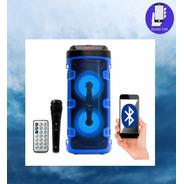 Caixa De Som Bluetooth Grasep Ds14 C/microfone