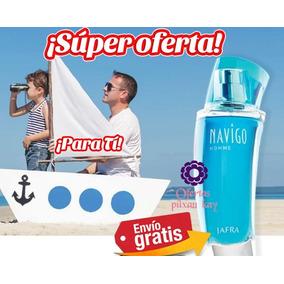 Navigo Homme Perfumes Para Hombre Originales Jafra