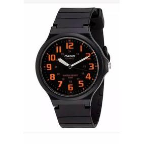 Relógio Analógico Casio Digital Mw-240-4bvdf
