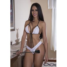 5c606199e Fantasia Domadora - Moda Íntima e Lingerie no Mercado Livre Brasil