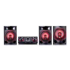 Lg Equipo De Sonido Cj88 - 2900w