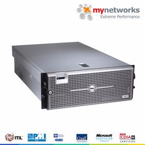 Servidor Dell Poweredge R900 (24 Cores / 128gb / 6tb / Ssd)