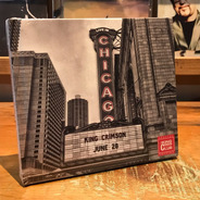 King Crimson  Live In Chicago, June 28th, 2017 2 Cds