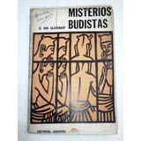 Misterios Budistas Glasenapp Enigmas Ocultismo En La Plata
