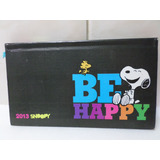 Agenda Snoopy Be Happy Poco Uso 2013