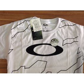 Camiseta Oakley Weighted 60%off Mcd Hurley Volcom