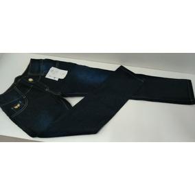 Calça Jeans Infantil Meninas Tamanho 4 Criança Top