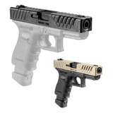 Skin Tactico Airsoft Glock 19, 23, 25, 32, 38