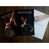 3libros De Quena-panchodiaz Iniciación-melodíasx2+cd