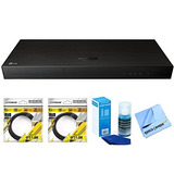 Lg 4k Ultra-hd Blu-ray Player With Multi Hdr (up970) With 2x