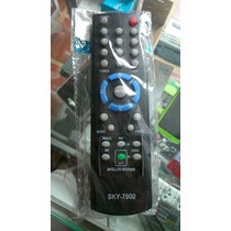 Controle Remoto Visiontec Vt1000 Slim | Vt2000 Slim Sky-7900