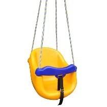 Balanço Infantil De Plastico Bebê / Playgroud Várias Cores