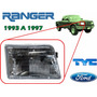 93-97 Ford Ranger Faro Delantero Lado Derecho Marca Tyc