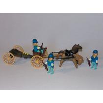 Playmobil Trol - Velho Oeste - Cavalaria E Charrete