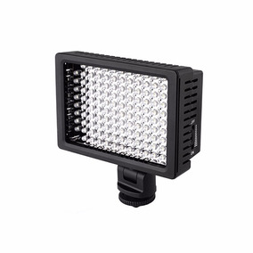 Iluminador Hd - 160 Led Para Foto Video Dslr Filmagem