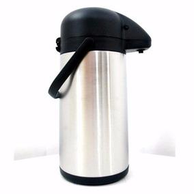 Garrafa Térmica Aço Inox Inquebrável 2,2l Café Chimarrão