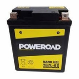 Bateria Poweroad 12 Volt Gel Mf Yg5l-bs-ng P