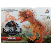 Dinosaurio Electrónico 27cm Altura Ref 881 Luces Y Sonido