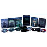 Blu-ray Box Coleção Definitiva Matrix 7 Discos