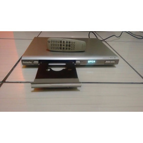 Dvd Player Philips - Dvp530/ Com Controle Remoto