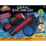 Telescopio Lupa Juego Poof Slinky Explorador Galileo Niños