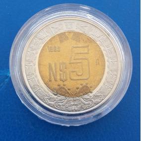 Moneda 5 Pesos 1995 Especial