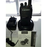 Handy Vhf Motorola Pro5150 Anti Explosivo