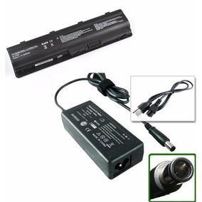 Carregador + Bateria P/ Hp Spare 593553-001 Hstnn-lb0w 47wh