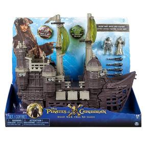 Piratas Del Caribe Barco Fantasma Mary Playset Bunny Toys