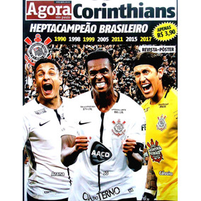 Poster Corinthians Hepta Campeäo Brasileiro 2017 Agora Novo!