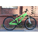Bicicleta Raleigh Dirty X2 Rodado 26 Disco Hidr Planet Cycle