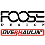 Kit Adesivo Overhaulin E Foose Design