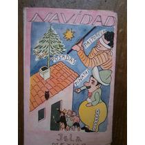 Jose Moreno Villa Navidad Villancicos Posadas Piñatas 1945