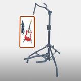 Suporte Vector Para Instrumentos Sg-010 Com Trava E Apoio