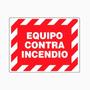 Señalización,seguridad Industrial: Equipo Contra Incendio