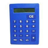 Calculadora De Mesa Grande Gigante Bk-5142 Benko Azul