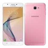 Smartphone Samsung J5 Prime Rosa Tela 5 32gb 13mp G570m