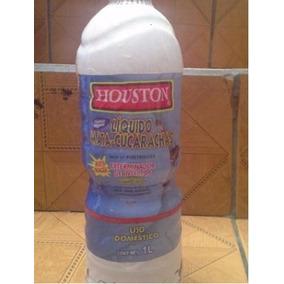 Houston Insecticida Cucarachas, Chinches, Animales Rastreros