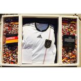 Camiseta adidas Techfit De Alemania Nueva Sin Uso