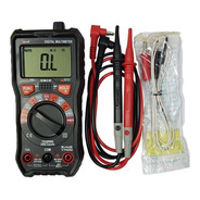 Tester Multimetro Autorango Temperatura Digital Compacto