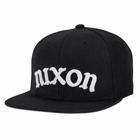Gorra Nixon C2737-000-00 Snapper Trucker 100% Algodon