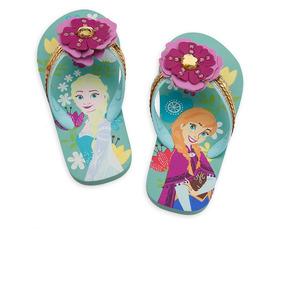 Moana, Bella, Frozen, Princesas, Elena De Avalor Sandalias
