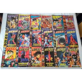 Revista Herói - Heróis - Coleção