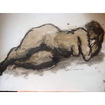 Pedro Acencio Pintura Arte Contemporánea Mujer Desnuda