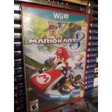 Mario Kart 8 Nintendo Wii U Usado