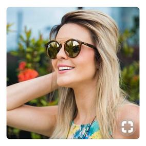 Óculos De Oncinha Redondo - Óculos De Sol no Mercado Livre Brasil d53c0b20f4