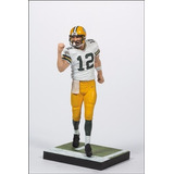 Aaron Rodgers (green Bay Packers) Nfl 34 Mcfarlane