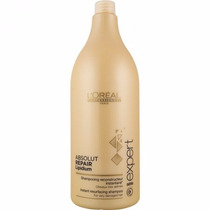 Loreal Shampoo Absolut Repair Lipidium 1500ml Envio Gratis